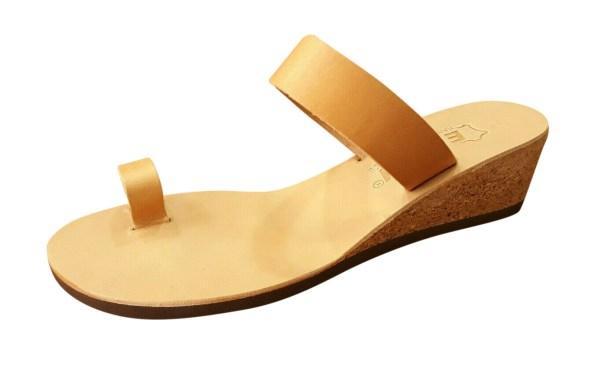greek handmade leather sandals 417