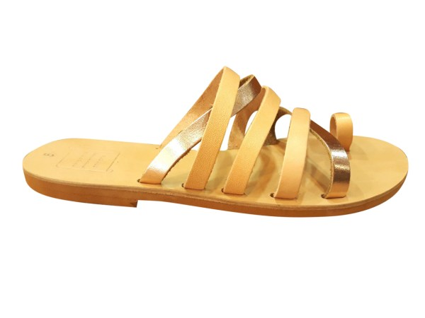 greek handmade leather sandals 224