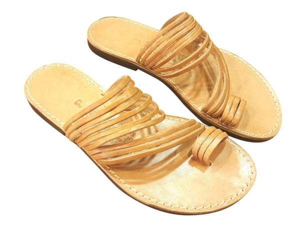 greek handmade leather sandals 238