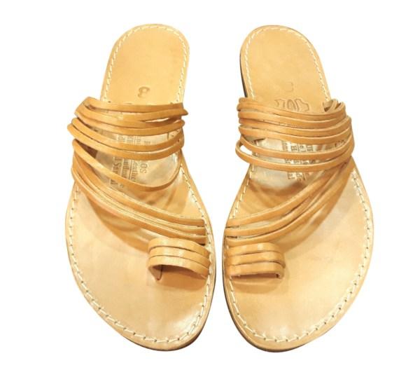 greek handmade leather sandals 239 1
