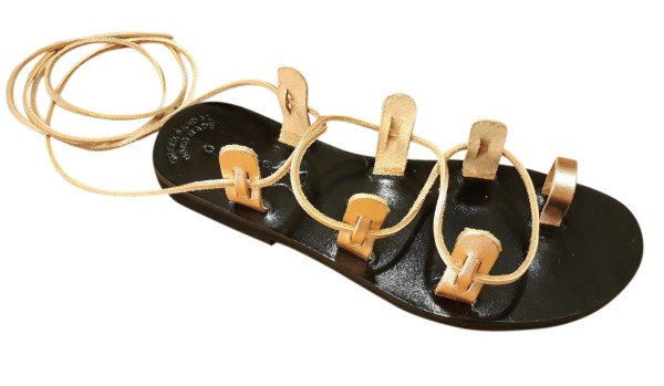 greek handmade leather sandals 356
