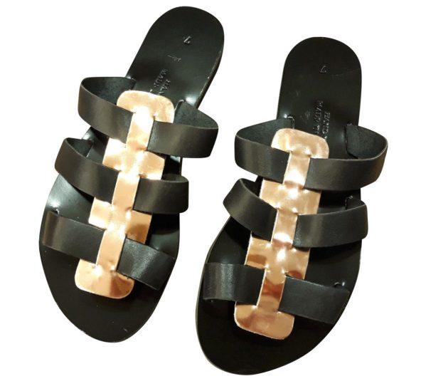 greek handmade leather sandals 264 1 e1530686655951