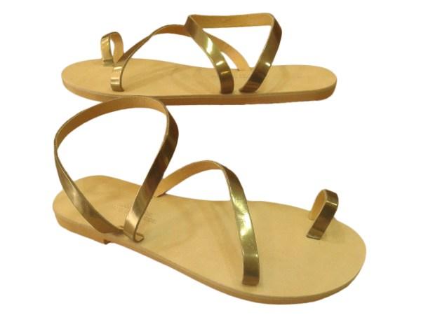 greek handmade leather sandals 9