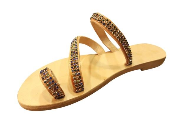 greek handmade leather sandals 310