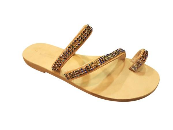 greek handmade leather sandals 312