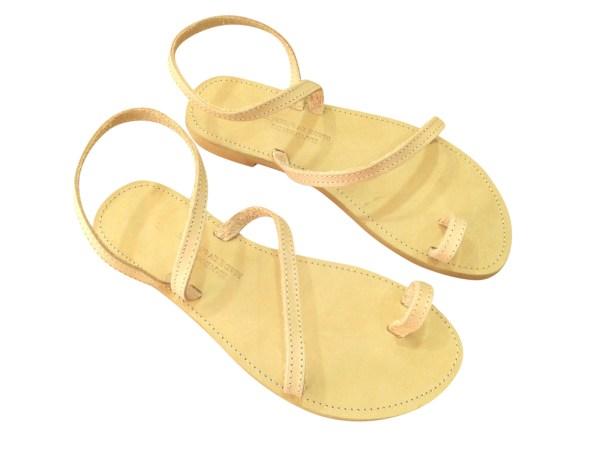 greek handmade leather sandals 314