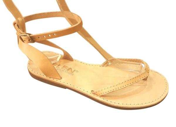 greek handmade leather sandals 343