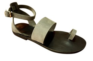 greek handmade leather sandals 360