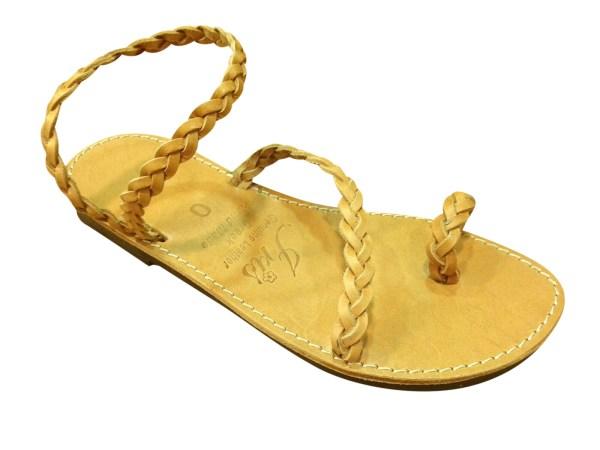 greek handmade leather sandals 370