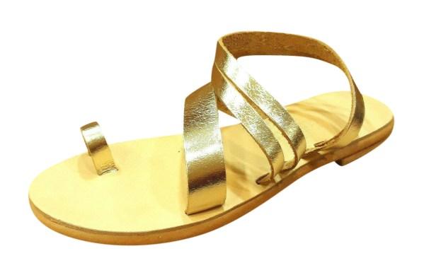 greek handmade leather sandals 379