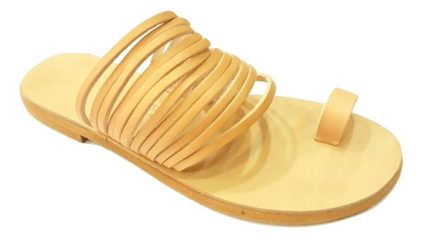 greek handmade leather sandals 445 1