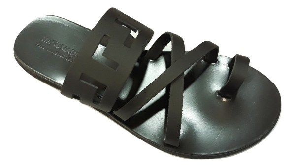 greek handmade leather sandals 457