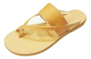 Greek Sandals Leather Handmade