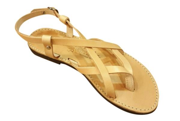 greek handmade leather sandals 531