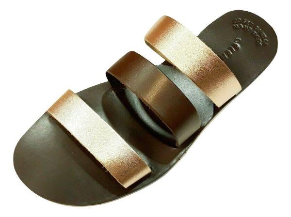 greek handmade leather sandals 568