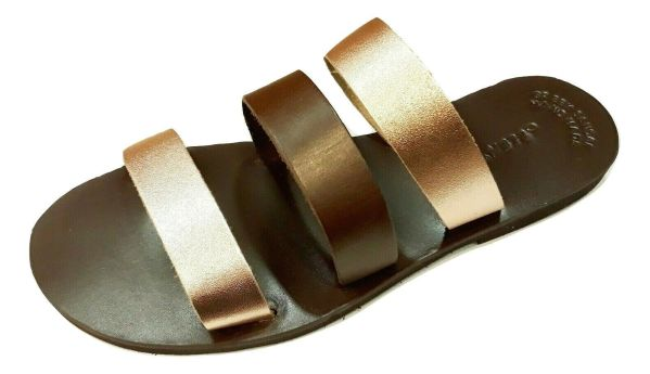 greek handmade leather sandals 569
