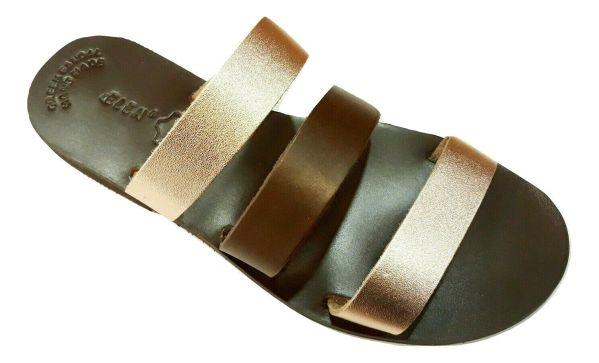 Greek Handmade Women Leather Sandals