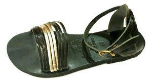 women greek handmade sandals