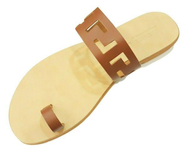 greek handmade leather sandals 676