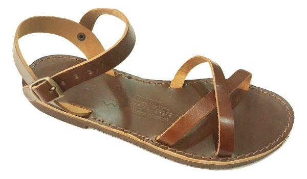 Greek Handmade Sandals - Ancient Greek Leather