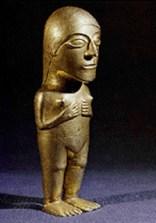 Incan Goddess