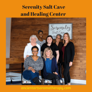 Serenity Salt Cave and Healing Center Staff
