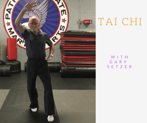 Martial Arts and Aromatherapy Tai Chi