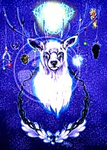 Sacred White Stag