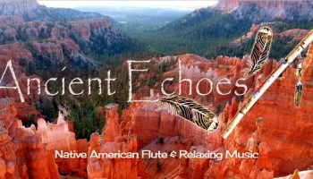 Relaxing Meditative Native American Flute Music |