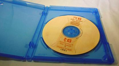 Intro to Satash DVD