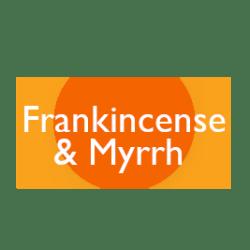 Pure Frankincense & Myrrh