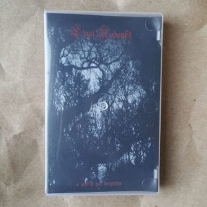 Last Redoubt Cassette, A World Yet Forgotten, Dungeon Synth Cassette, Dungeon Synth Music, Dungen Synth, Dungeon Synth Tape Label, Dark Ambient Cassette, Dark Ambiant Tape, Cassette Tapes, Dungeon Synth