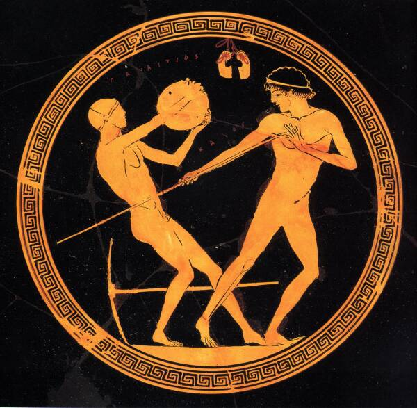 Image result for ancient greek athlete