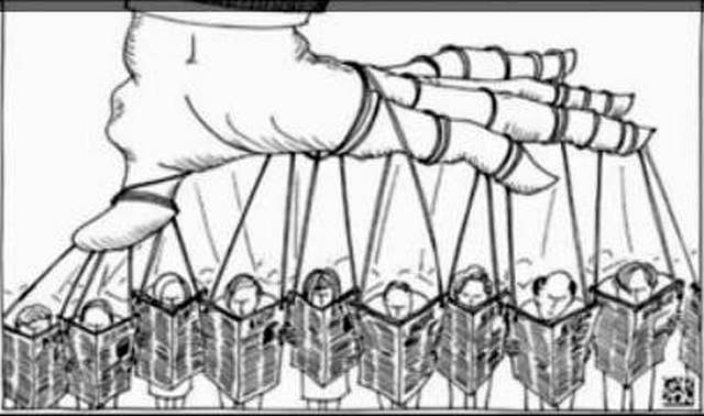 The Great 19th, 20th & 21st Century Propaganda War for Total Mind Control