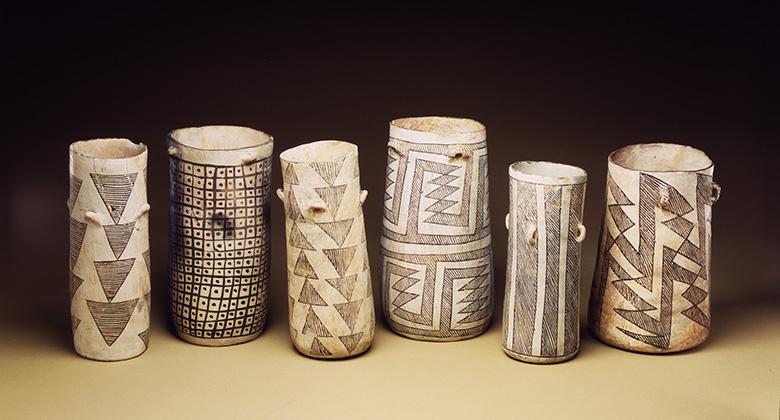 Chaco cylinder jars