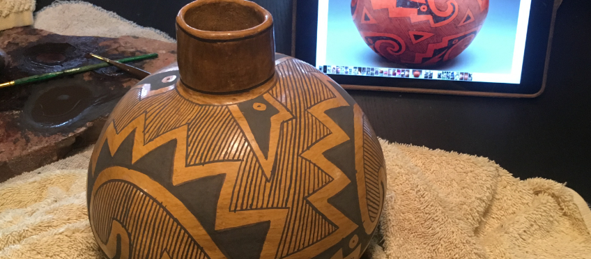 Primitive Pottery Virtual Workshop