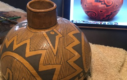 Experimental Archaeology in Southwest Ceramics Workshop