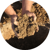 finding natural clay