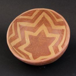 Amerind logo replica bowl