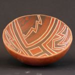 Maverick Mountain Polychrome bowl