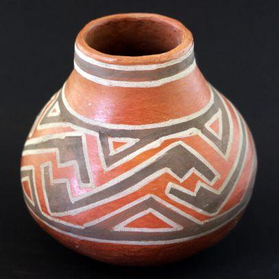 Tucson Polychrome jar