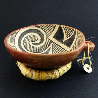 pinto polychrome bowl