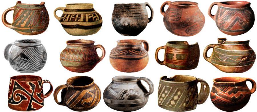 ancient SW mugs