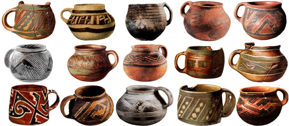 Primitive Pottery Mug Workshop