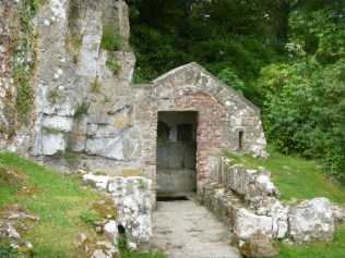 Saint Seiriol's well