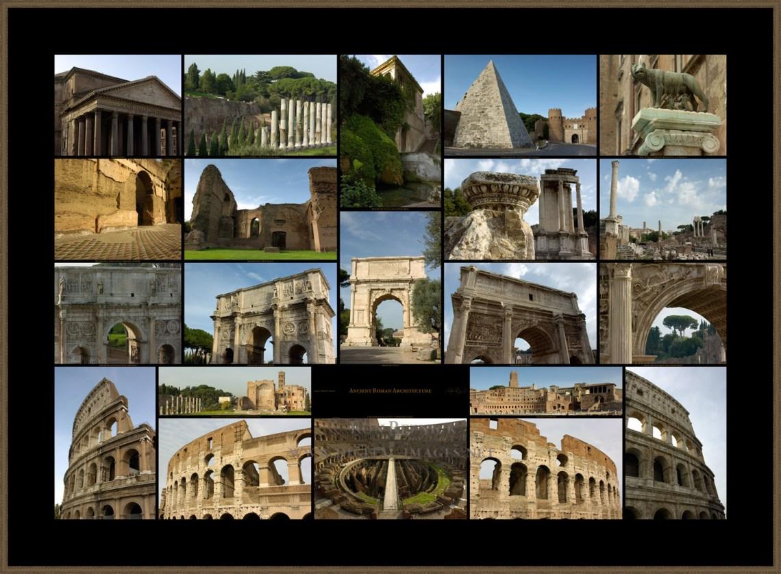 Architecture Ancient Roman Art Architecture