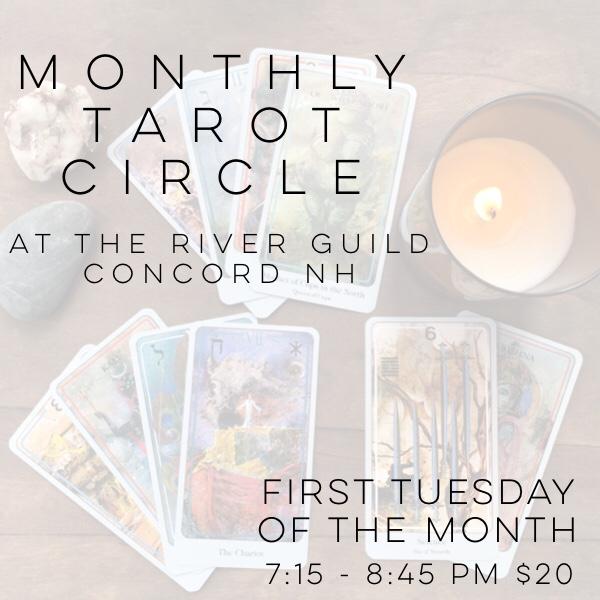 Monthly Tarot Circle