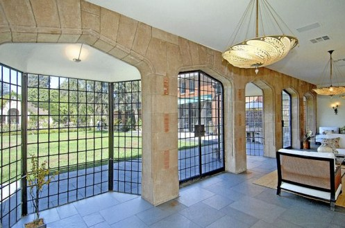 Antique Limestone archways