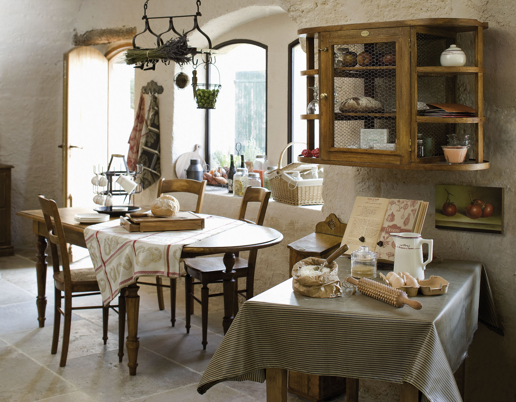 How To Rock The Provence Style Home Ancient Surfaces