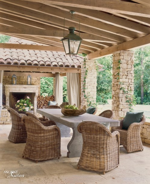 garden-of-a-provence-country-side-home-biblical-stone